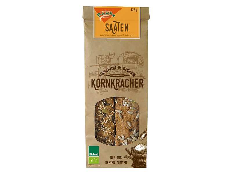 Kornkracher Saaten 125 g