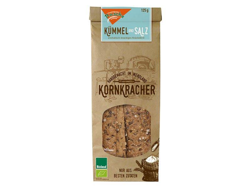 Kornkracher Kümmel & Salz 125 g