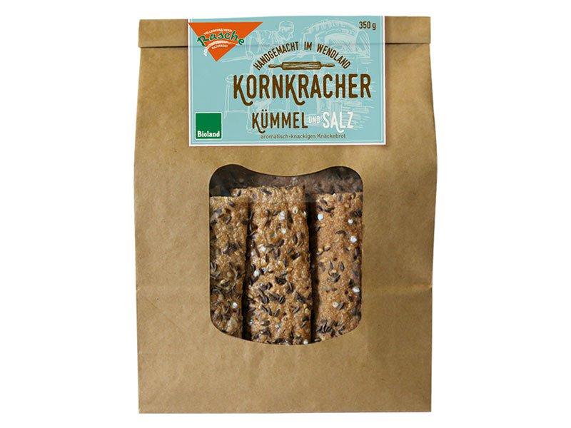 Kornkracher Kümmel & Salz 350 g