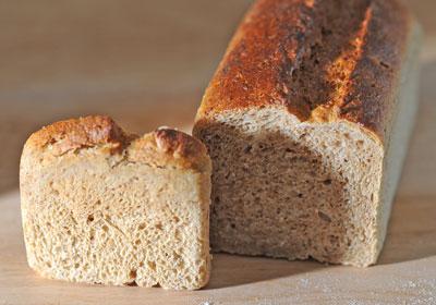 Rasche Kamut-Brot